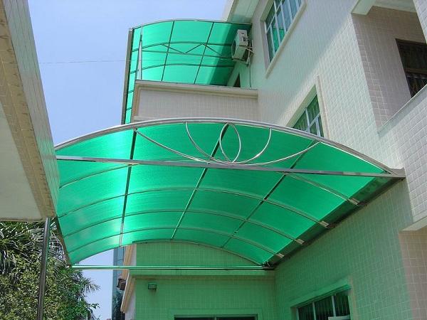 Mái che vòm lấy ánh sáng