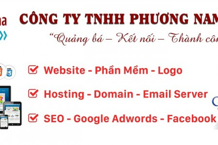 Công ty thiết kế website Phương Nam Vina